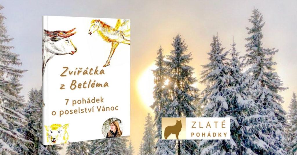 Laskavá vánoční knížka Zvířátka zBeltéma